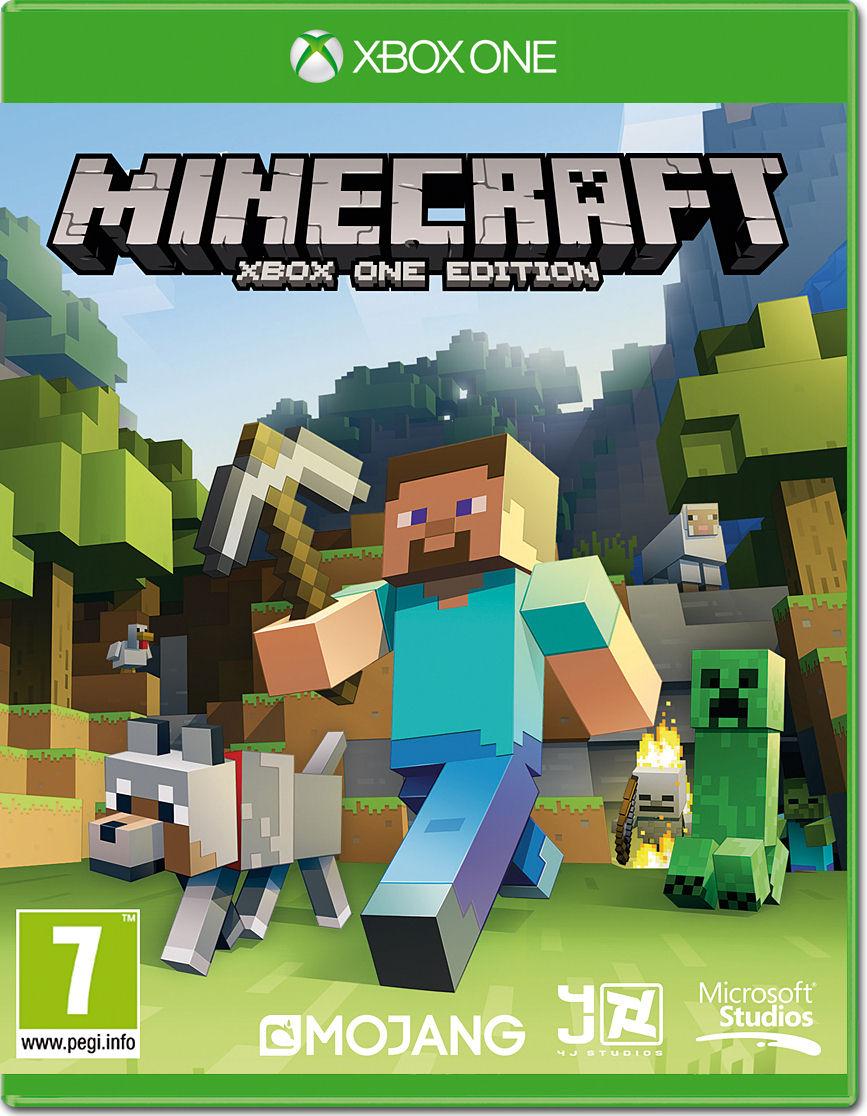 Minecraft Xbox One Edition Spiele Fabrikneu XB ONE Xbox - Minecraft spiele kaufen pc