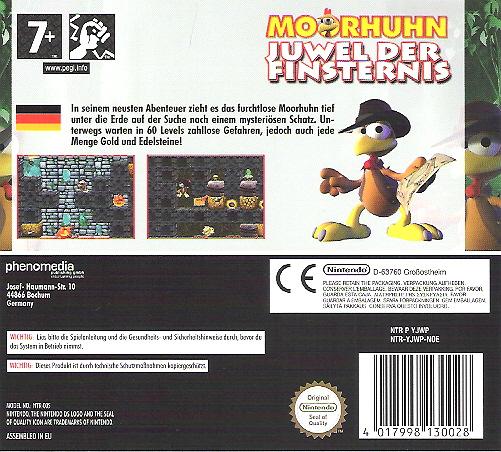 Moorhuhn Juwel Der Finsternis Spiele Gebraucht Nintendo Ds