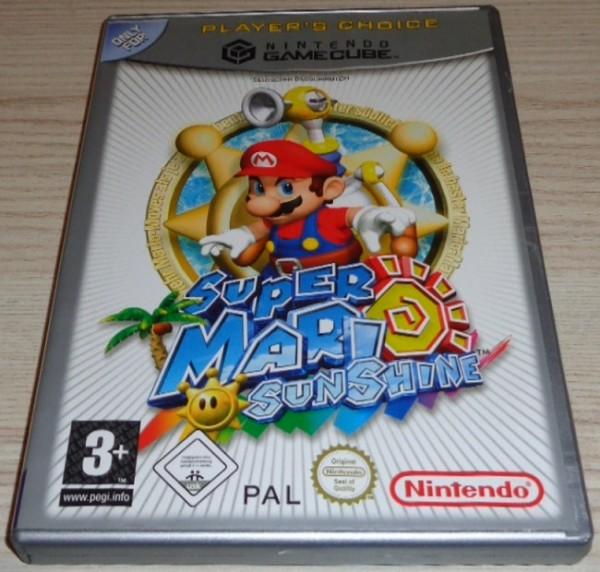 Super Mario Sunshine Spiele Gebraucht Game Cube Nintendo
