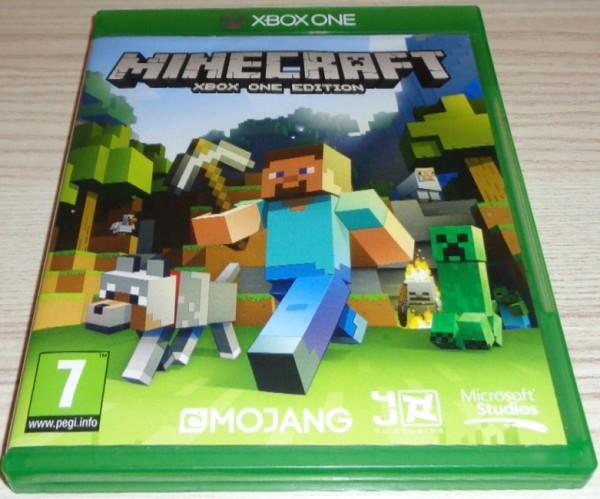 Minecraft Xbox One Edition Spiele Gebraucht XB ONE Xbox - Minecraft xbox spielen