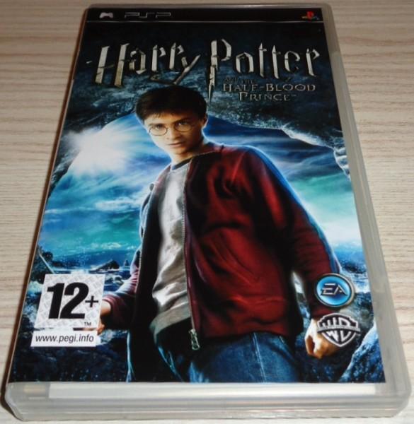 Harry Potter Und Der Halbblutprinz Spiele Gebraucht Psp